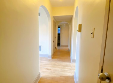 Hallway, 2 Bedroom Apartment, 116, North George Street