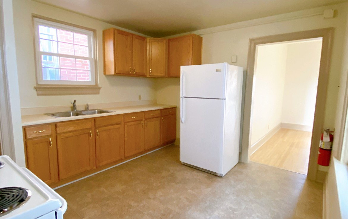 Kitchen, 2 Bedroom Apartment, 116, North George Street
