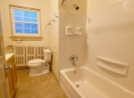 Bathroom, 2 Bedroom Apartment, 116, North George Street